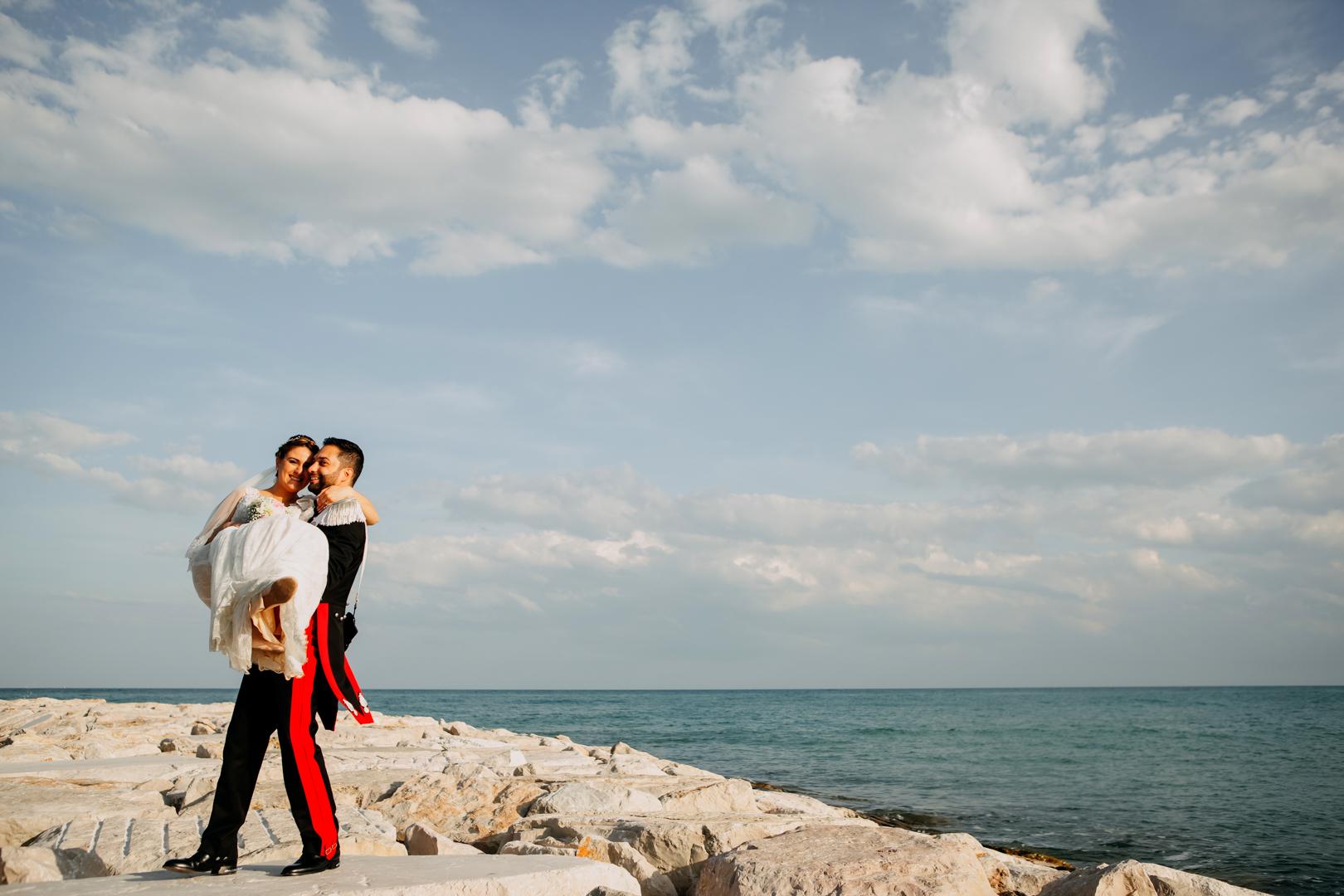 40 matrimonio-mare-all'aperto-sposi-gianni-lepore-puglia-gargano-vieste -peschici