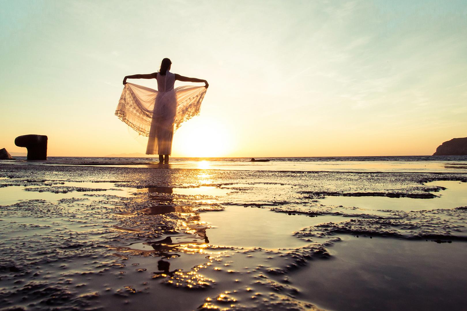 gianni-lepore-sposa-tramonto-mare-sea
